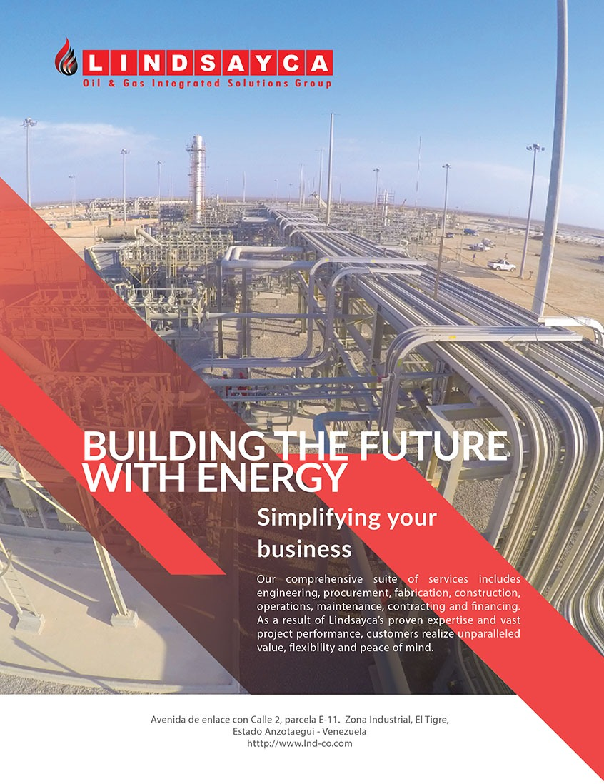 LINDSAYCA. Building the future with energy