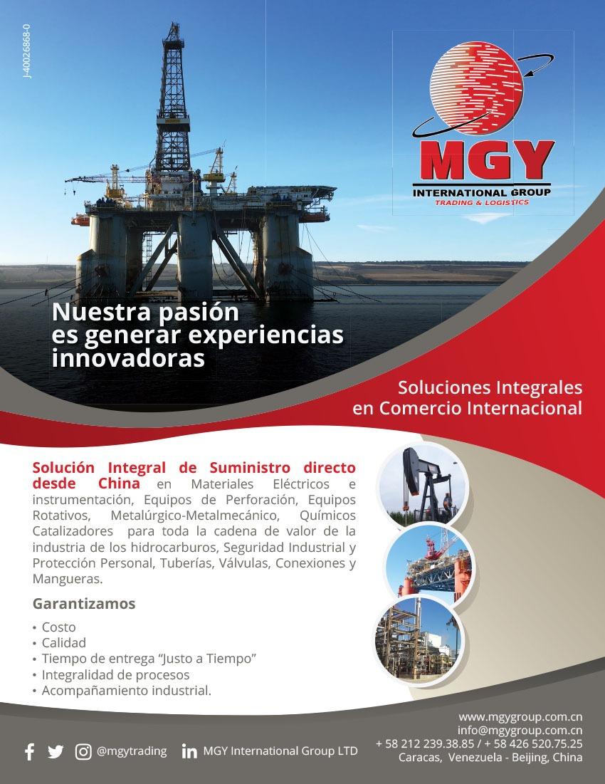 MGY International Group. Nuestra pasión es generar experiencias innovadoras