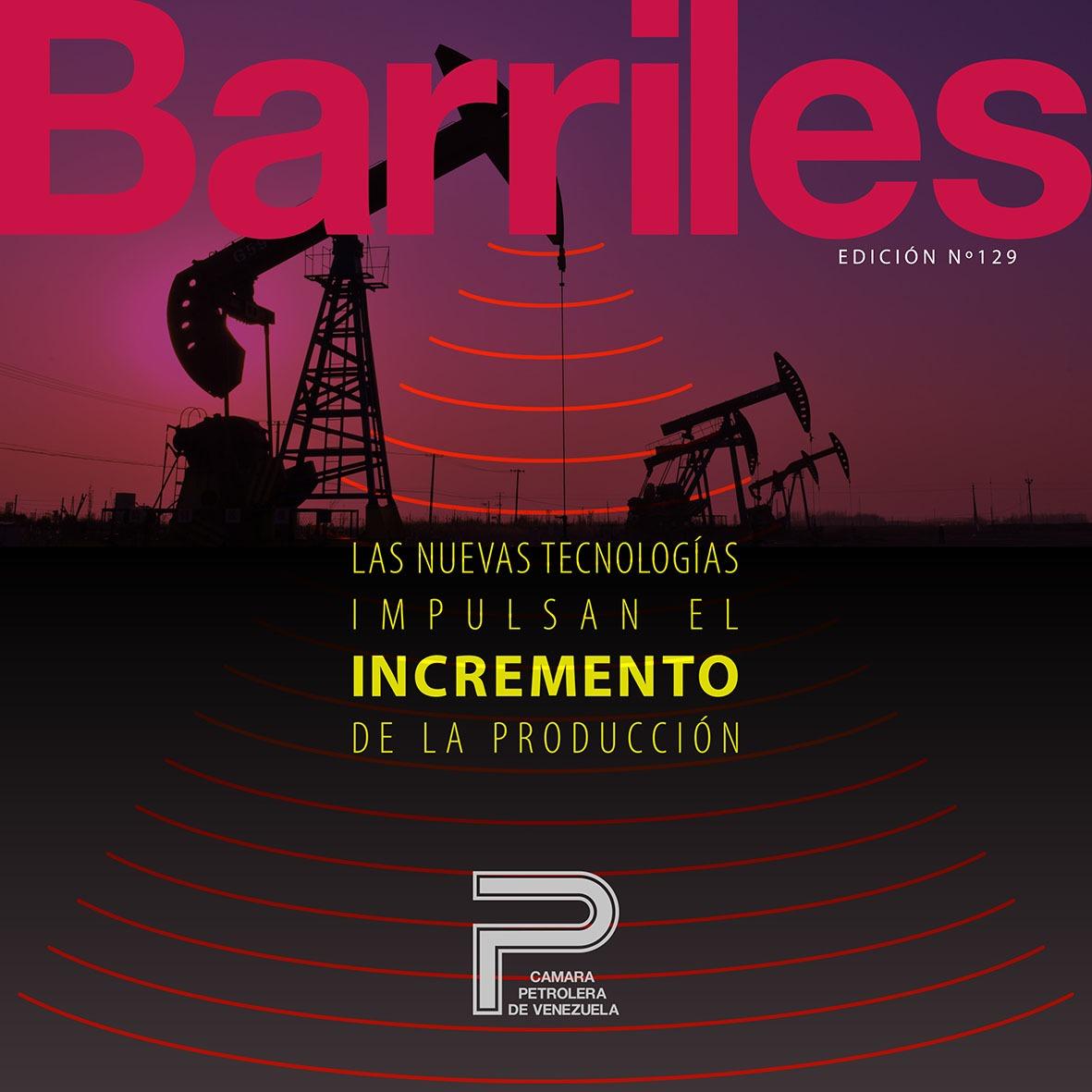 Barriles 129   BARRILES