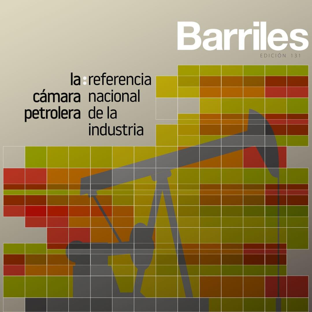 Revista Barriles. Edición 131