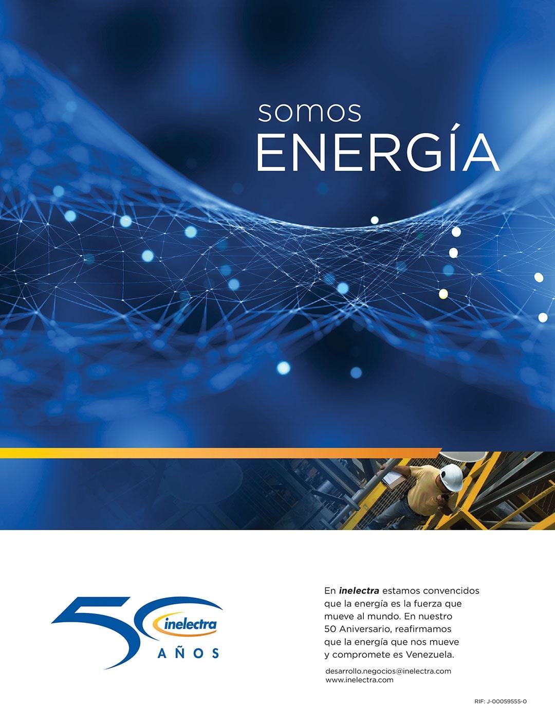 INELECTRA. Somos Energía