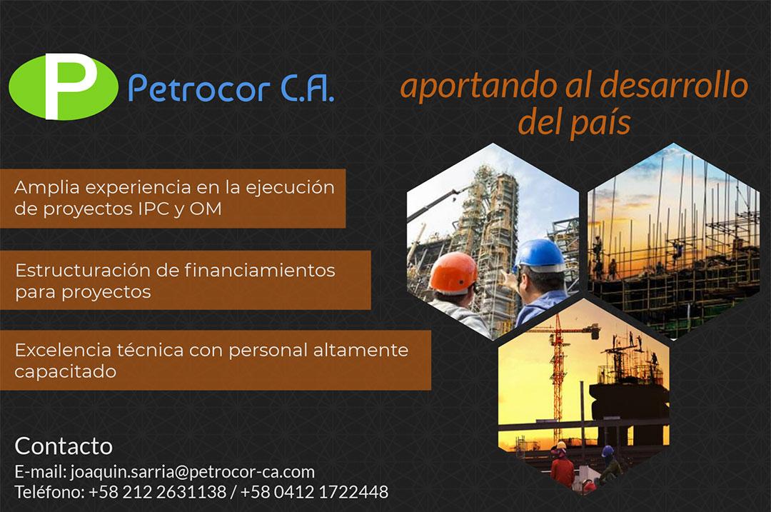 PETROCOR. Aportando al desarrollo del país