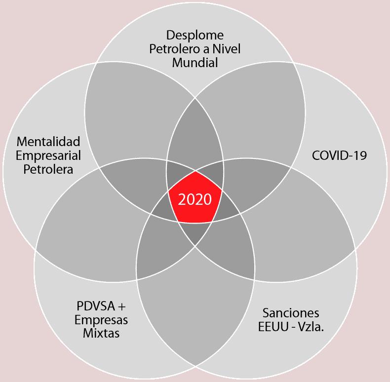 ESCENARIO EMPRESARIAL ÚNICO EN EL MUNDO. VENEZUELA 2020