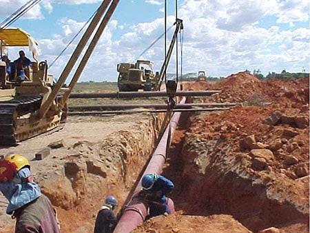 Gasoductos y oleoductos. Diseñados y construidos por empresas venezolanas