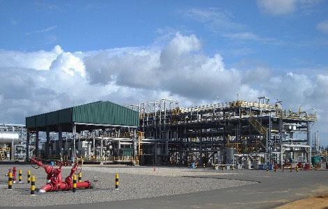 Faja, unidad de producción, diseñada y construida por empresa venezolana