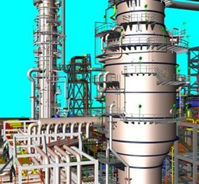 Unidad de crudo. Diseño computarizado y construcción por empresas venezolanas